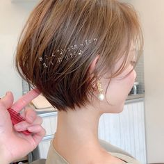Today we have the most stylish 86 Cute Short Pixie Haircuts. Pixie haircut, of course, offers a lot of options for the hair of the ladies'… Continue Reading → Cute Bob Haircuts, Wavy Bob Hairstyles, Short Pixie Haircuts, Medium Hair Cuts, Short Hair Cuts, Medium Hair Styles, Short Hair Styles, Line Bob Haircut, Asian Bob Haircut