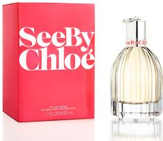A chic & energetic fruity-floral composition that exudes elegance and youthful seductive spirit. See by Chloe is a captivating scent that embodies the urban and more playful feminine spirit of the mischievous yet classy young women. It features an invigorating opening of bergamot and apple blossom fused with musk, jasmine and ylang-ylang. Add a touch of charm to you style with spritzes of See by Chloe Perfume.
