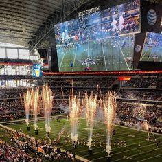 AT&T Stadium - Dallas Cowboys