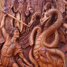 20 Amazing Chainsaw Carving Arts