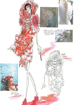 Fashion Design Sketches 302444931227794729 - Design development Source by mesptitesfolies Illustration Mode, Fashion Illustration Sketches, Fashion Sketches, Illustrations, Dress Sketches, Fashion Portfolio Layout, Fashion Design Sketchbook, Fashion Design Drawings, Mode Stage