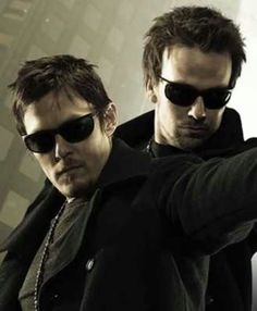 The Boondock Saints - Norman Reedus and Sean Patrick Flanery