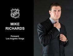 Mike Richards, Kings La Kings Hockey, Kings Man, Mike Richards, Hockey Baby, Los Angeles Kings, Nhl, Husband, Sharks, Boys