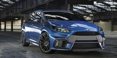 The Ford Focus RS: 315+ HP, AWD, and U.S.-bound  - RoadandTrack.com
