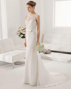 8B119 PALS | Wedding Dresses | 2015 Collection | Alma Novia