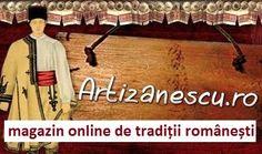 magazin de arta populara romaneasca