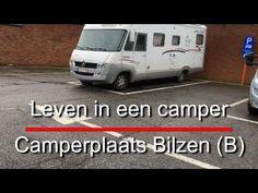 Leven in een camper 519, Camperplaats Bilzen (België)