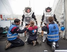 Training for a Mars mission — in the Austrian Alps