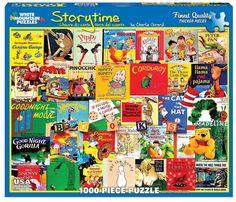 STORYTIME - 1000 Piece Jigsaw Puzzle