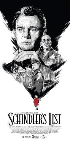 Schindlers List 1993 800 x 1600 Old Movie Posters, Movie Poster Art, Poster S, Film Posters, Film Poster Design, Cinema Posters, Schindlers Liste Film, Schindler's List Movie, Film Movie