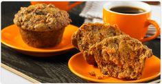 Fermes Burnbrae : Le coin recettes : Muffins aux carottes et aux pommes