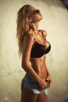 Reasons to be Fit. some people may think this is too skinny.