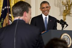 Obama tells American voters, \'I hear you,\' vows to \'get the job done\' with Republicans
