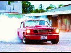The Refreshments  -  My Mustang Ford