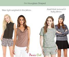 Tips & Tricks to Dressing Hourglass Body Shape