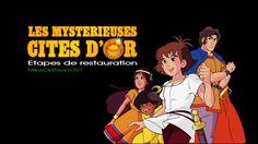 Les Mystérieuses Cités d'or (Episode 1 étalonnage final HD Blu-ray ...