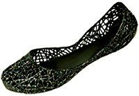 Womens Slip On Ballet Flats Jelly Shoes