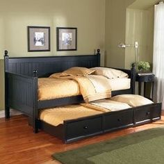 Daybed with Pull-Out... Great for guest room