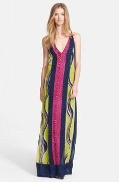 Diane von Furstenberg's 'McKinley,' Maxi, Summer, Dress   Shop Lucurates.com