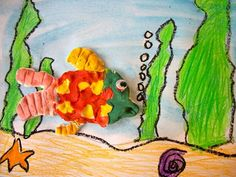 Model Magic Fish
