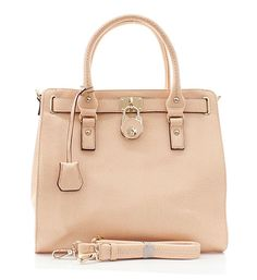 Pale Peach Rhea Satchel | Awesome Selection of Chic Fashion Jewelry | Emma Stine Limited