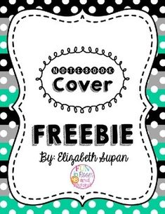 I created this interactive notebook cover for my ESOL students.  This is an editable file for you to be able to customize this notebook cover to fit your needs.  There are two versions of the notebook cover.  One has a line ready for students to write the title.