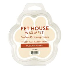 Holidays Fur All Wax Melt
