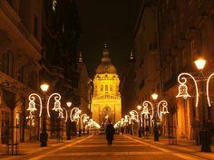 Christmas Feeling, San Francisco Ferry, Budapest, Big Ben, Tower, City, Building, Travel, Rook