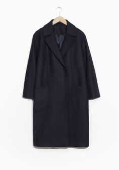 & Other Stories | Oversized Wool Coat maat 36