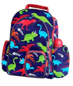 3ed529223e38 The small gooie  backpack that is big on the inside! Side pocket for a