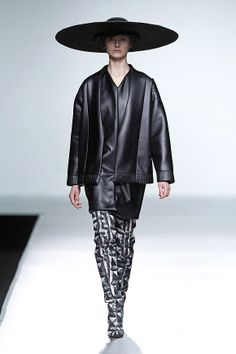 Fashion Week Madrid. Otoño/Invierno 2014-2015. Martin Lamothe