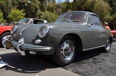 Porsche 356 gray