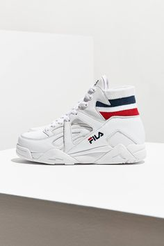 meet 91cba 91f5c FILA Elastic Back Cage Sneaker