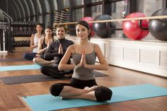 Jumeirah Carlton Tower Hotel, London - The Peak Health Club & Spa - yoga class