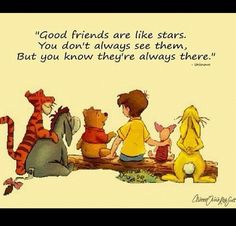 'You're the Best Bear in All the World,' said Christopher Robin soothingly.' said Pooh hopefully. —Winnie-the-Pooh Further Reading: 50 Life Lessons Quotes That Will Inspire You Extremely Film Anime, Good Friends Are Like Stars, A Good Friend, Big Hugs For You, Good Instagram Captions, Instagram Quotes, Winnie The Pooh Quotes, Eeyore Quotes, Tigger Winnie The Pooh