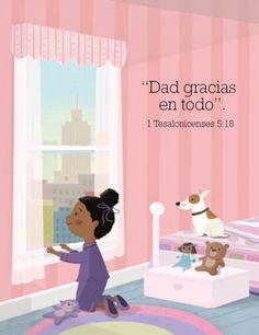 1 Tesalonicenses 5:16-18 Estad siempre gozosos. Orad sin cesar. Dad gracias en…