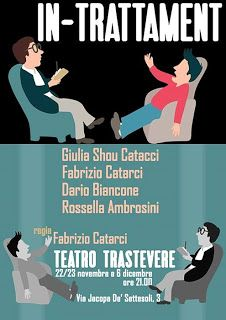 Claudia Grohovaz: L'ASS.CULTURALE TEATRO TRASTEVERE presenta lo spet...