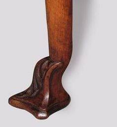Know your furniture's feet   antique mahogany chests   Patrick Sandberg