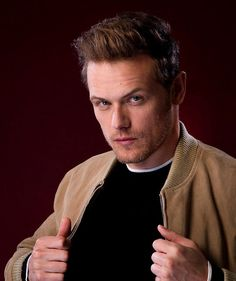 Sam Heughan photographed by Kirk D. McKoy for Los Angeles Times | March 2018 ©