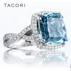Amazing aquamarine for all March babies!