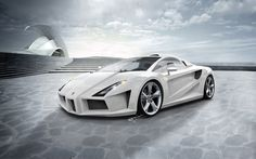 Lamborghini Gallardo Formula by hussain1.deviantart.com on @deviantART