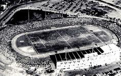 Após construção, Grêmio amplia o Olímpico pela primeira vez, em 1958