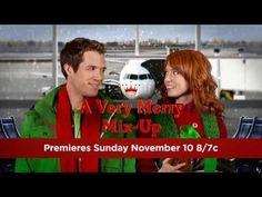 Very sweet Hallmark Christmas movie ....