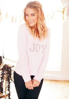 Lauren Conrad Showcases Newest Winter Collection