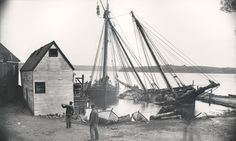 Nova Scotia Archives - Schooners: Workhorses of the Sea