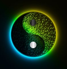 Create harmony in your world. #harmony #balance #yinyang #powerthoughtsmeditationclub@powerthoughtsmeditationclub