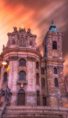 Basilika Weingarten, Ravensburg, GER