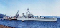 Argentine Cruiser ARA General Belgrano.