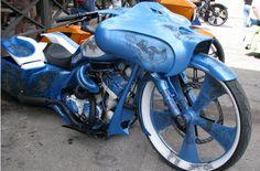 Dirty Bird Concepts amazing bike