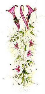 Wintergreen    by Heather Victoria Held. More wonderful examples on blog
